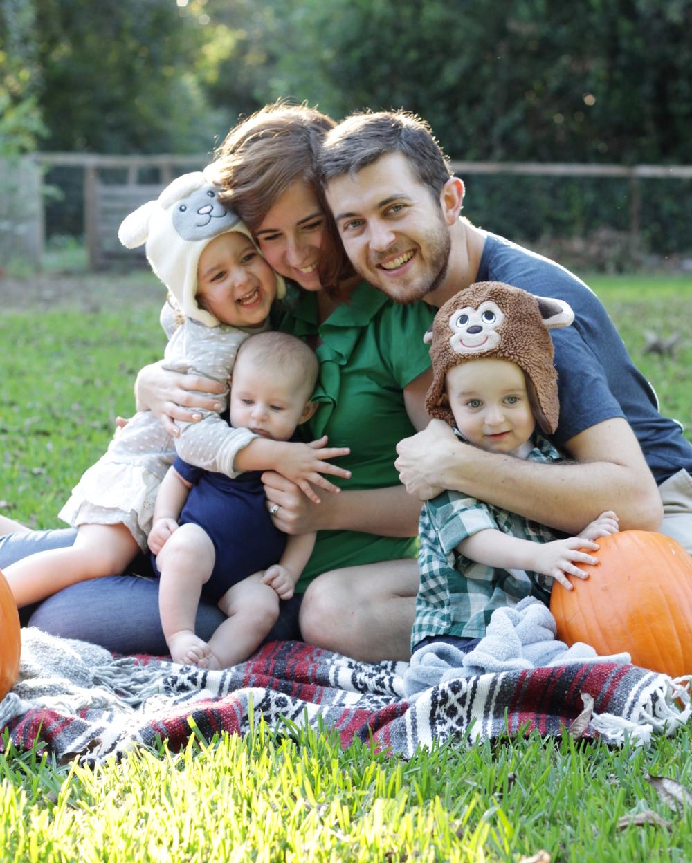 Mandy England Family