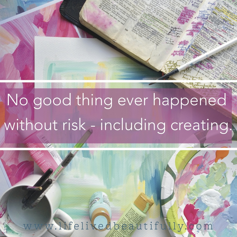 Risk and Creating_LLB
