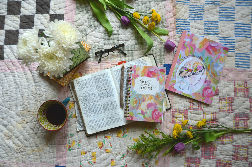 Give Me Jesus Journal & Proverbs 31