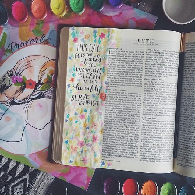 Rachael Milner - Proverbs 31