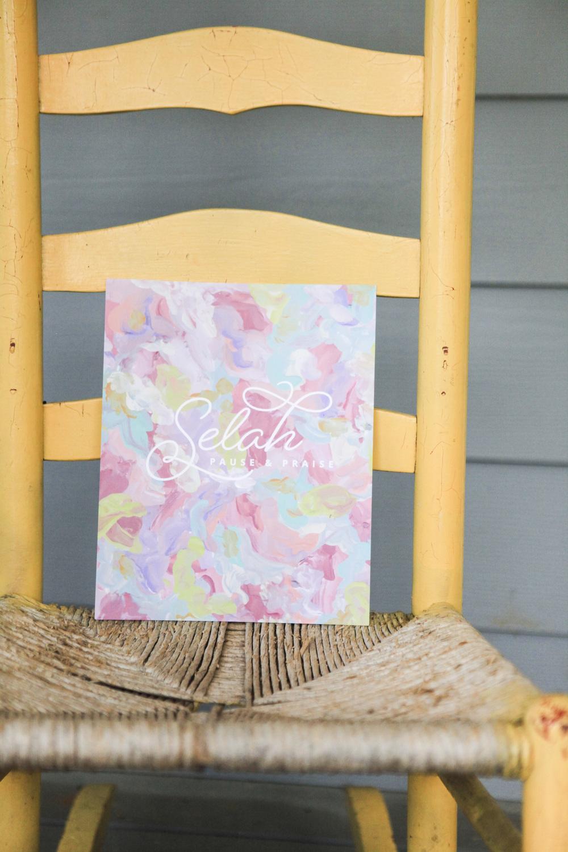 Selah: Pause and Praise Art Print