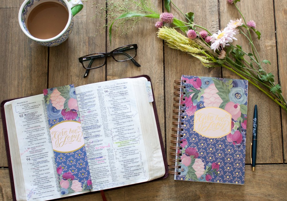well-watered women: - a call to love god's word more than this world
