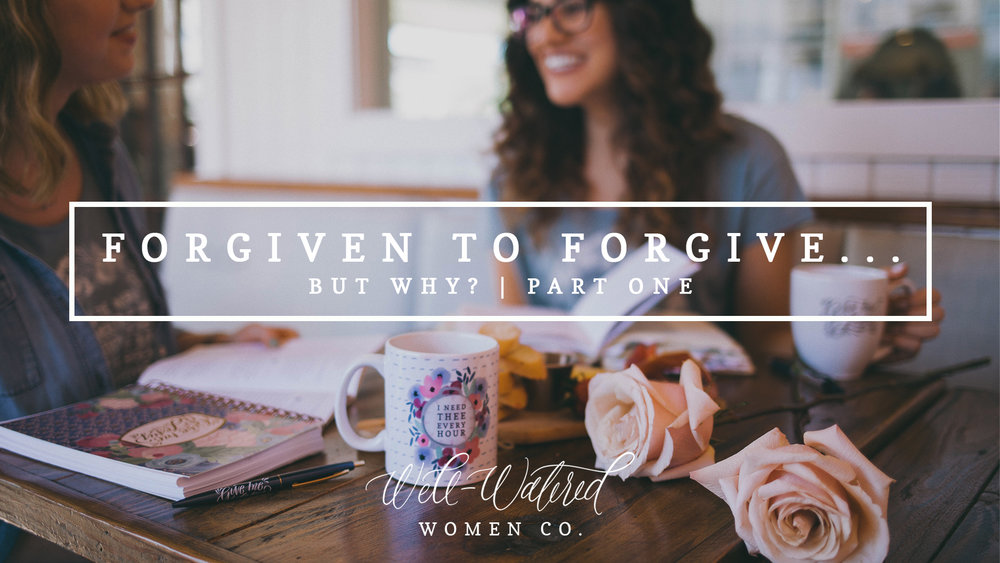 This post was written by Kara Holmes. Kara is a wife and mother, Gretchen's older sister, and has contributed to many of the Well-Watered Women Bible Studies. You can follow along with her on her blog,  Chasing Genuine , and you can read more from her in our Ascending Calvary devotion.