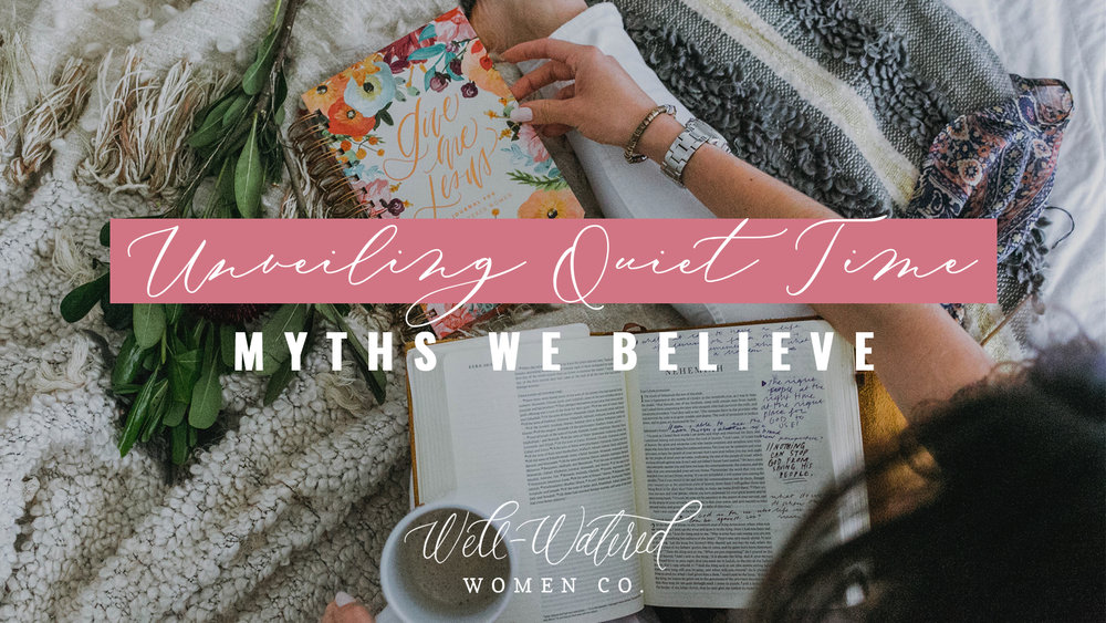 Today we are kicking off the 30-Day Word Before World Challenge, and thousands of women around the world are joining in with us. This challenge is simple but intentional: devote your heart to seeking the Lord before jumping into the world each day.  We created a free guide you can receive and begin at any time.  Follow along on social media using the hashtags #WORDbeforeworld and #wbw30daychallenge - and join us in our  Facebook Community Group  for further conversation and encouragement.