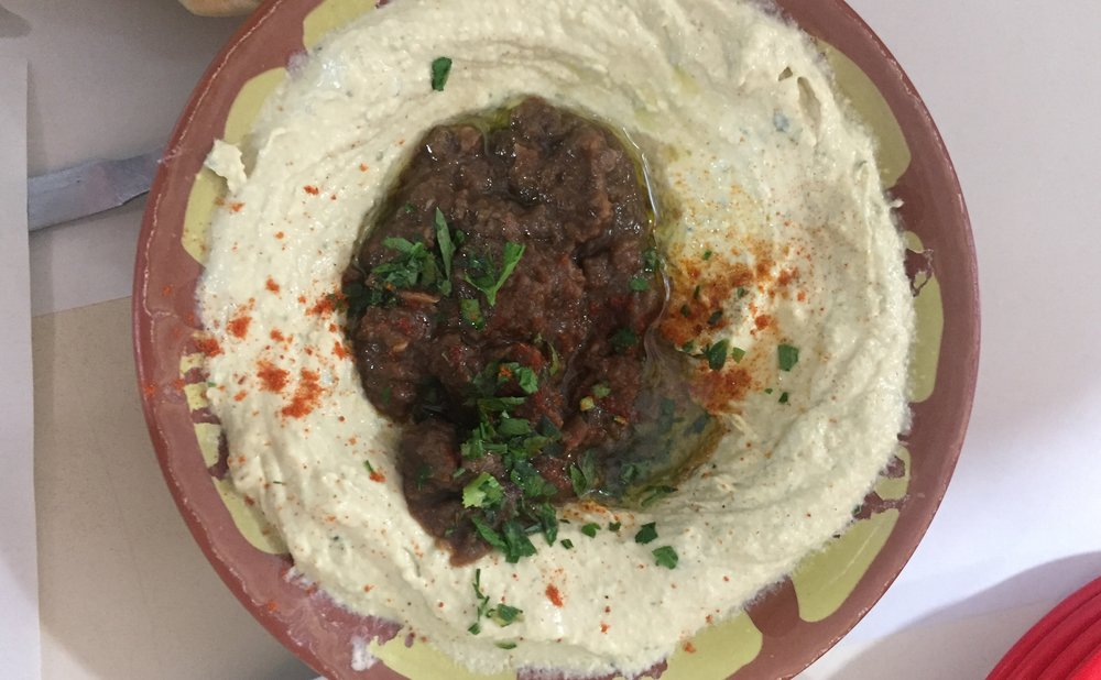 Abu Shukri Hummus Foul
