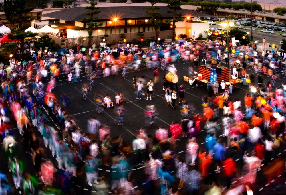 Join us for Bon Odori Dancing from 7:00pm to 8:30pm