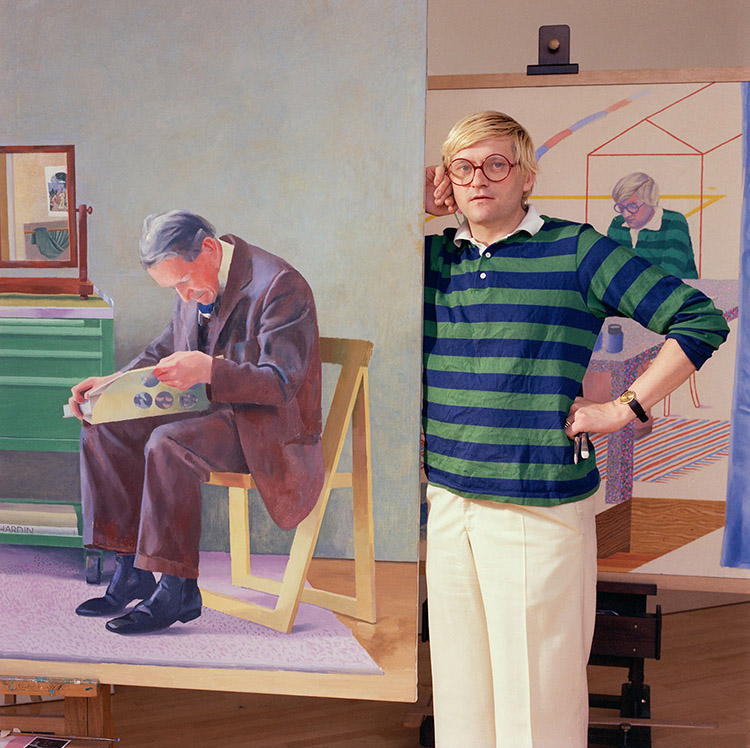 David Hockney (b. 1937) |  More Information