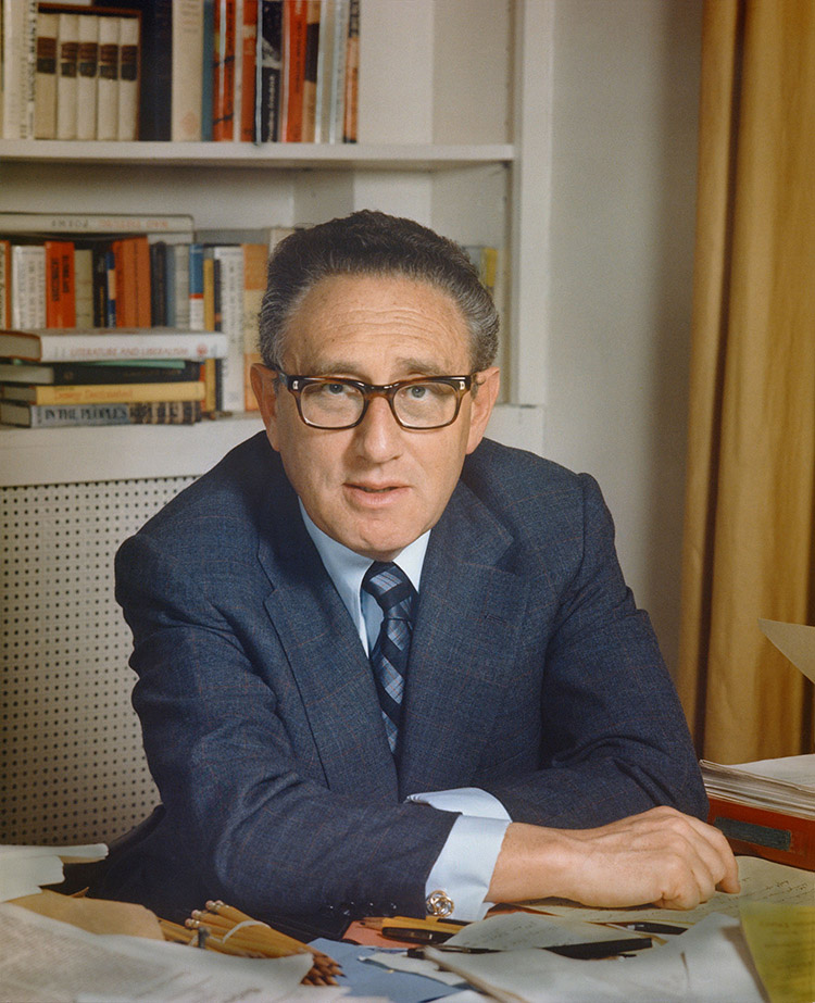 Dr. Henry Kissinger (b. 1923) |  More Information