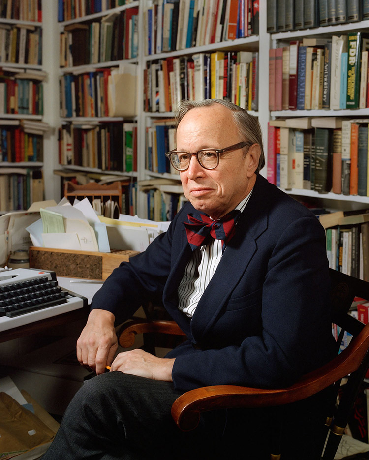 Arthur M. Schlesinger, Jr. (1907-2007) |  More Information