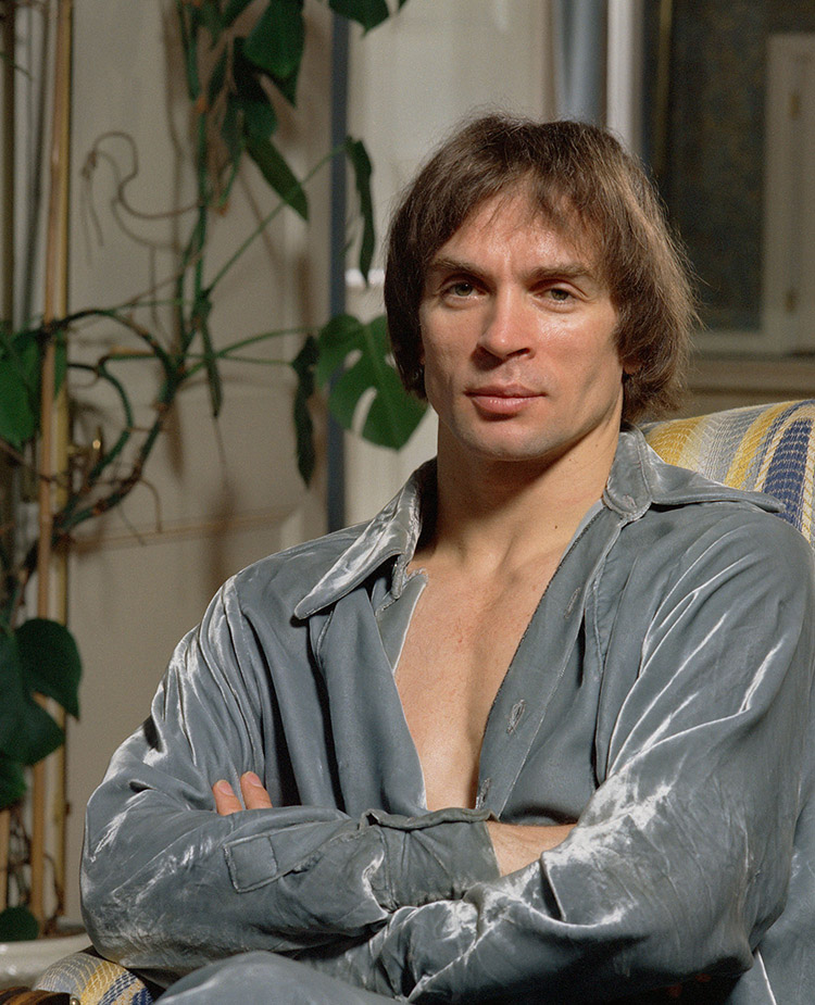 Rudolf Nureyev (1938-1993) |  More Information