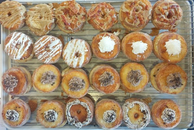 SK's Donuts and Croissants — Folk LA