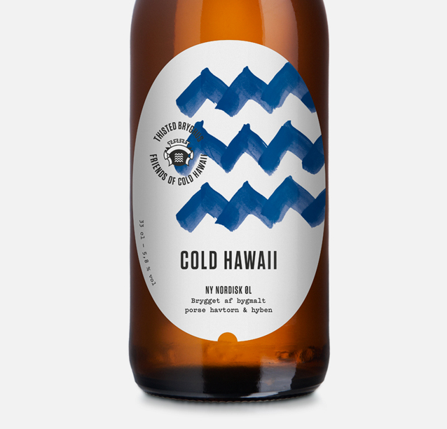 Thisted Bryghus x Friends of Cold Hawaii