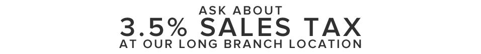 3.5% Sales Tax