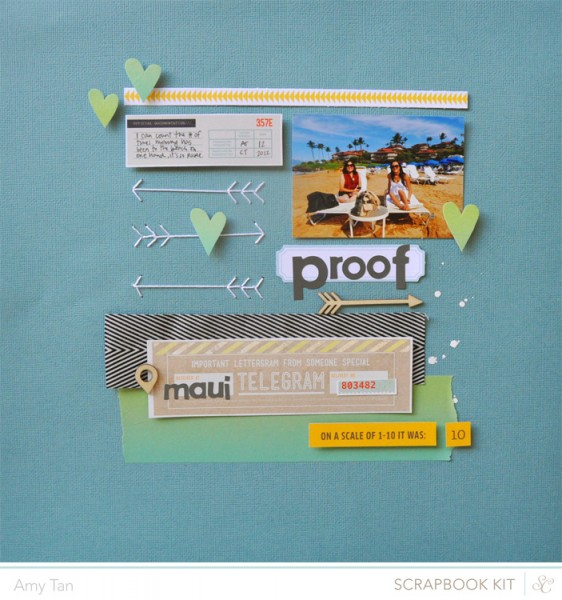 Amy Tan | Studio Calico Main Kit Only Layout