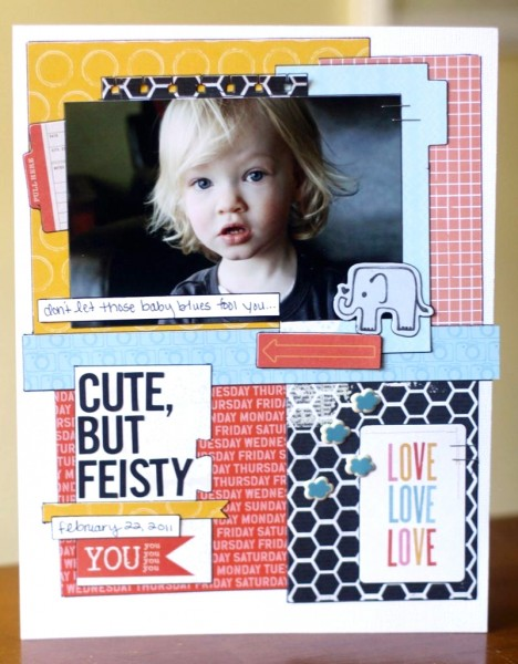 Amy Tangerine Products | 8.5x11 Edition