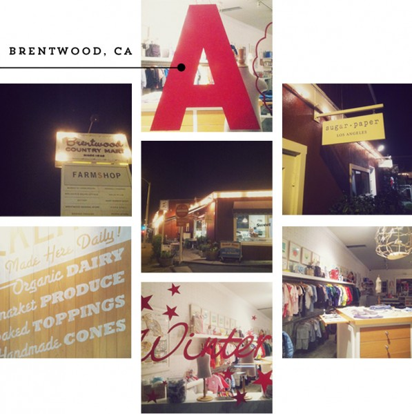 Brentwood, Ca | Amy Tangerine