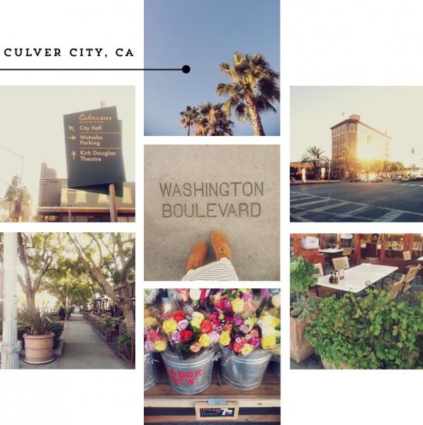Culver City, Ca | Amy Tangerine
