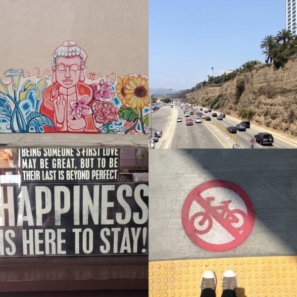 Santa Monica Scenes 1
