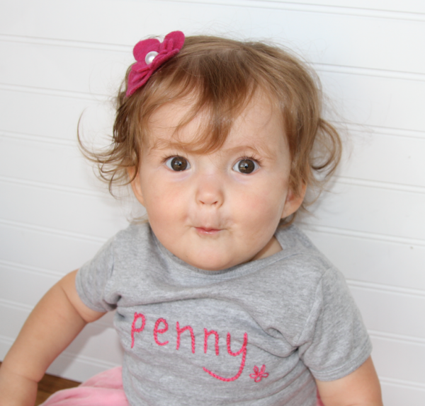 Custom Tee by Amy Tangerine - Penny