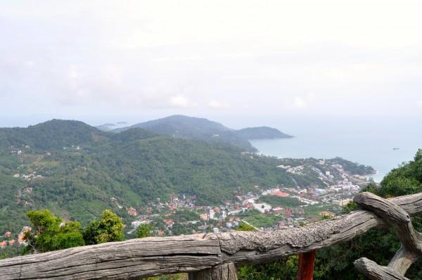 view from the Big Buddha Phuket