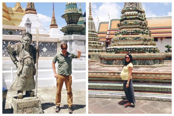 JC + Amy in Bangkok