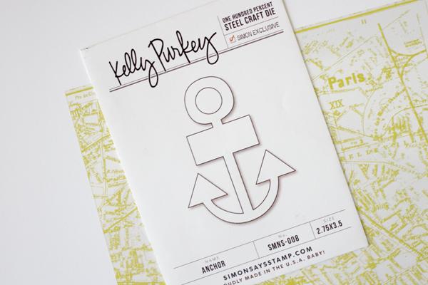 Kelly Purkey   Anchor card