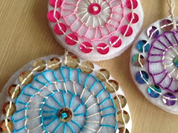 Artsy Ornaments