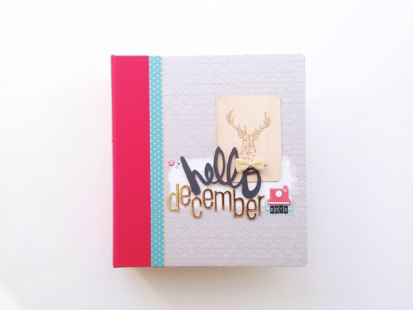 Hello December album | Amy Tangerine