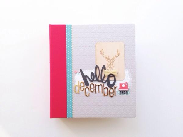 Hello December album | Amy Tangerine