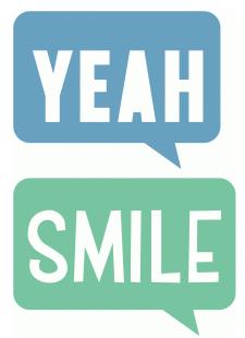 yeah smile