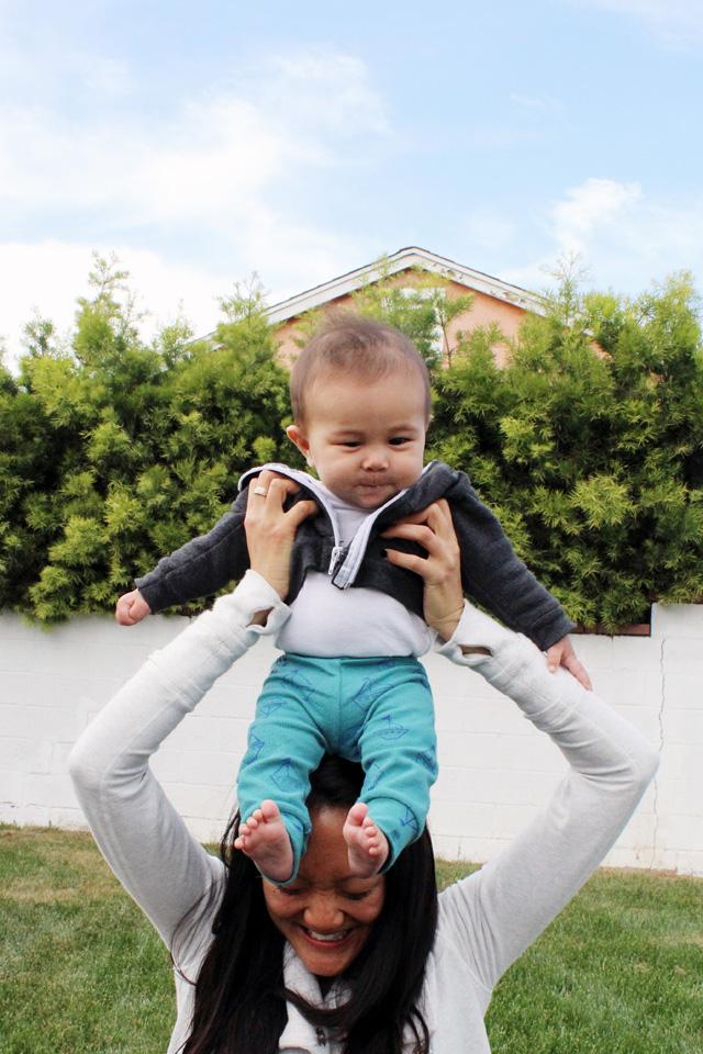 Baby Jack | Amy Tangerine | Photo by Ann-Marie Espinoza