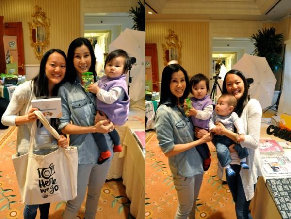 Amy Tangerine & Lisa Ling