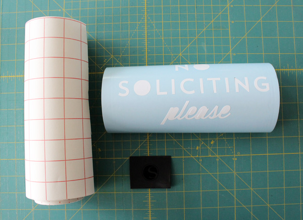"""No Solicitors Please 