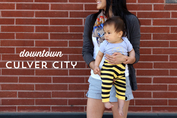 Downtown Culver City | Amy Tangerine | Photos by Ann-Marie Espinoza