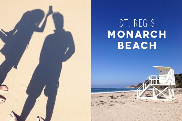 St. Regis Monarch Beach | Amy Tangerine