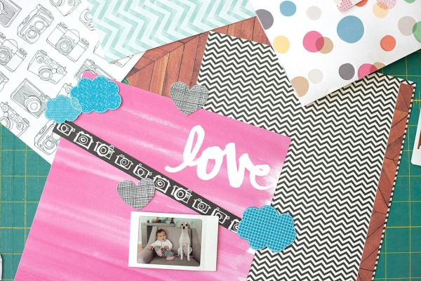 Amy Tangerine Scrapbook Collection