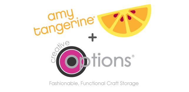 amy tangerine + creative options