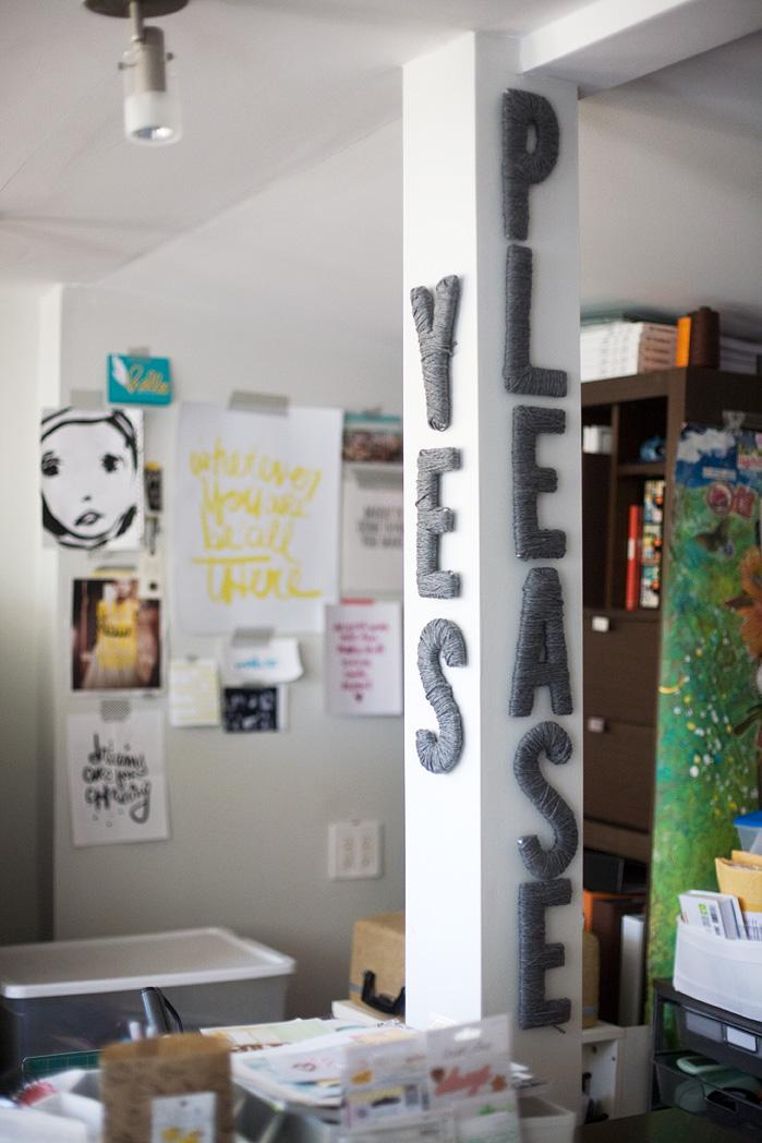 amy tangerine's studio