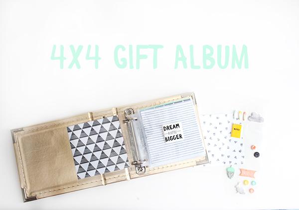 4x4 Gift Album