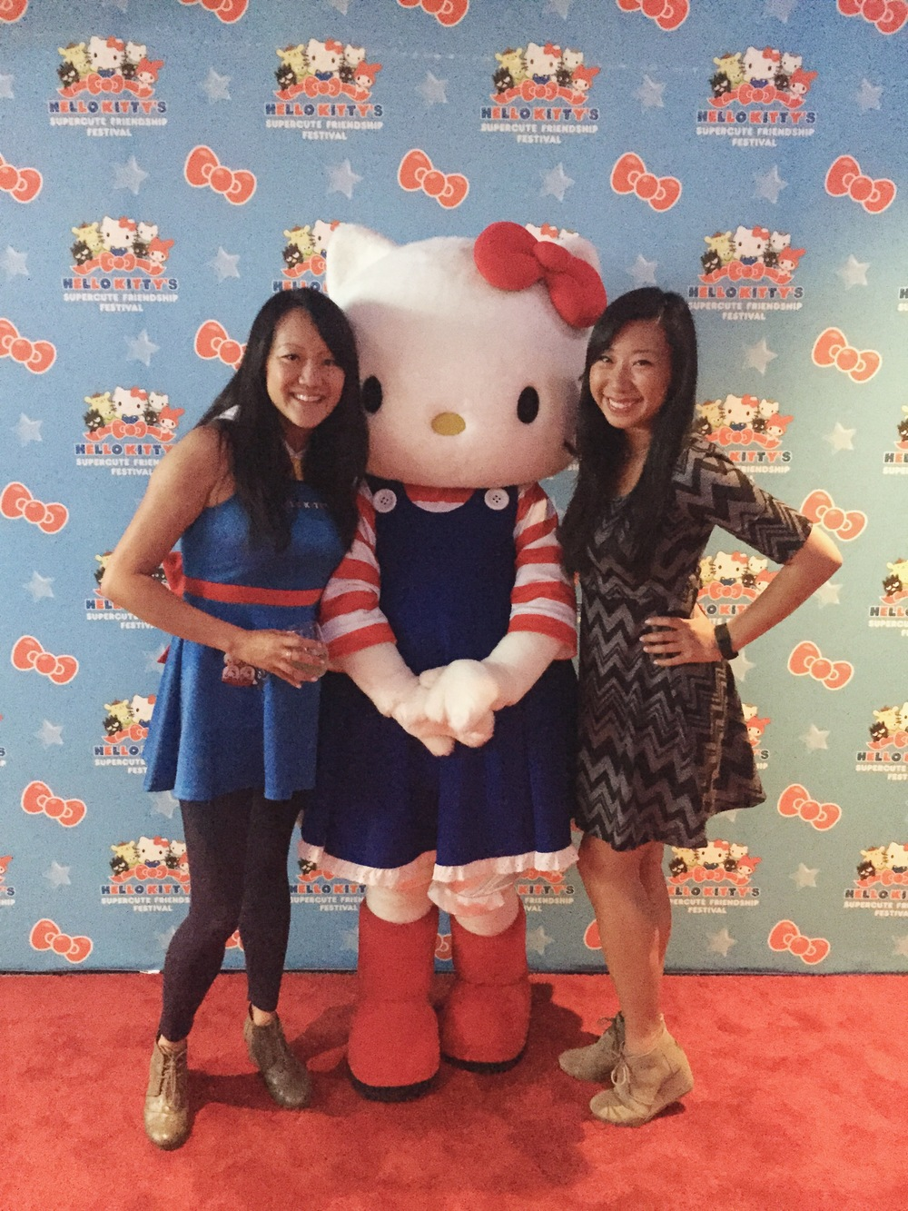 Hello Kitty Supercute Friendship Festival!
