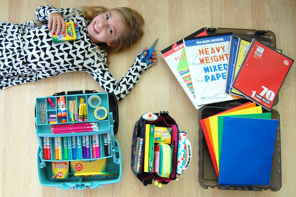 Creative Options for Back To School