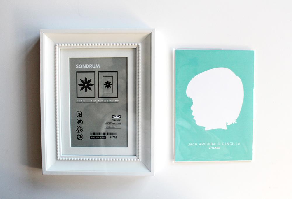 Postmark Studios Silhouette of Jack | Amy Tangerine
