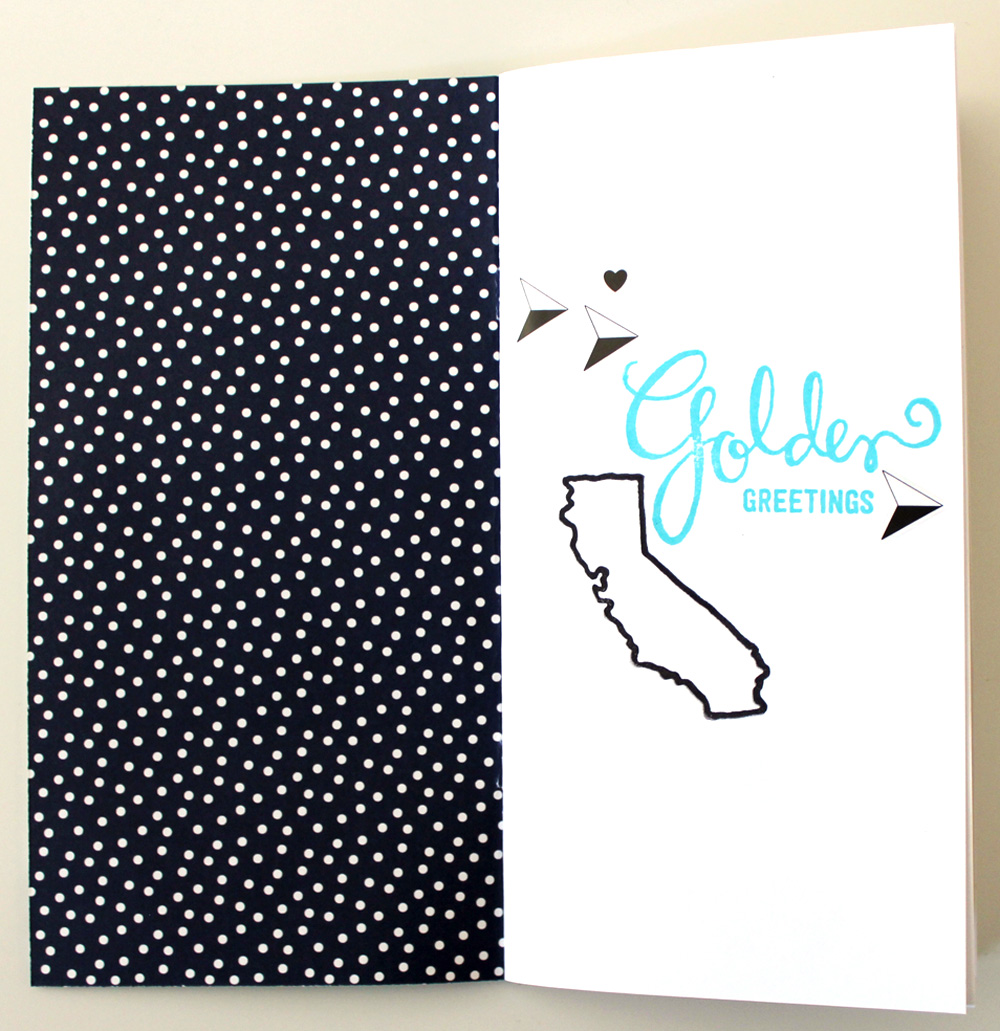 Palm Springs Traveler's Notebook | Amy Tangerine