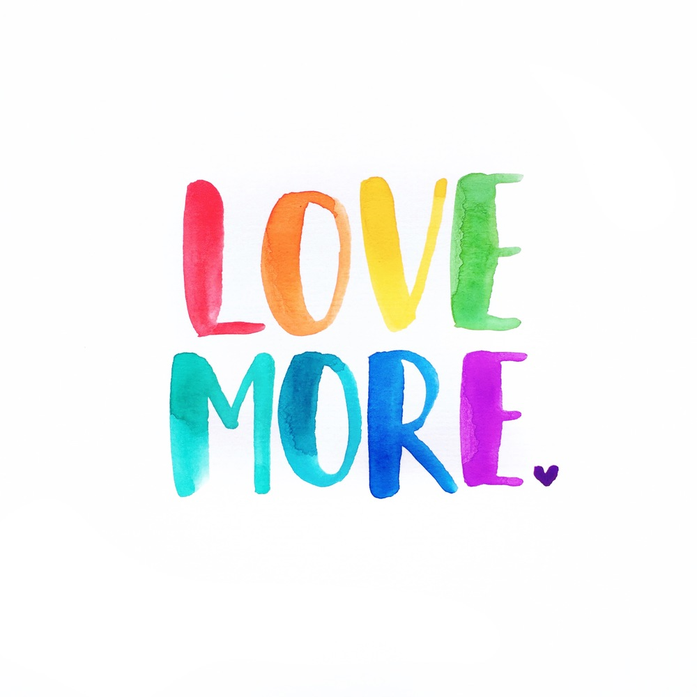 Love more by Amy Tangerine