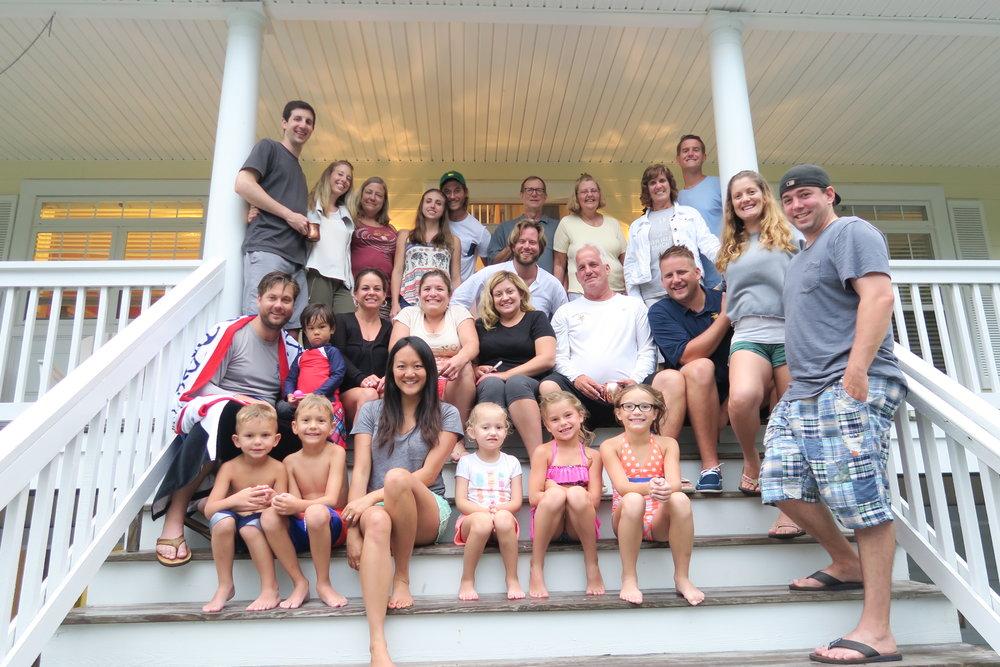 Group photo Myrtle Beach