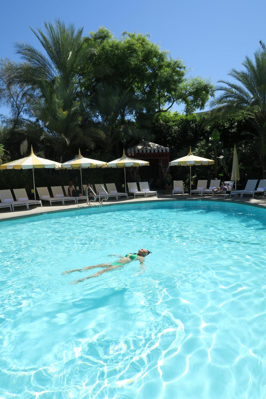 Parker Pool