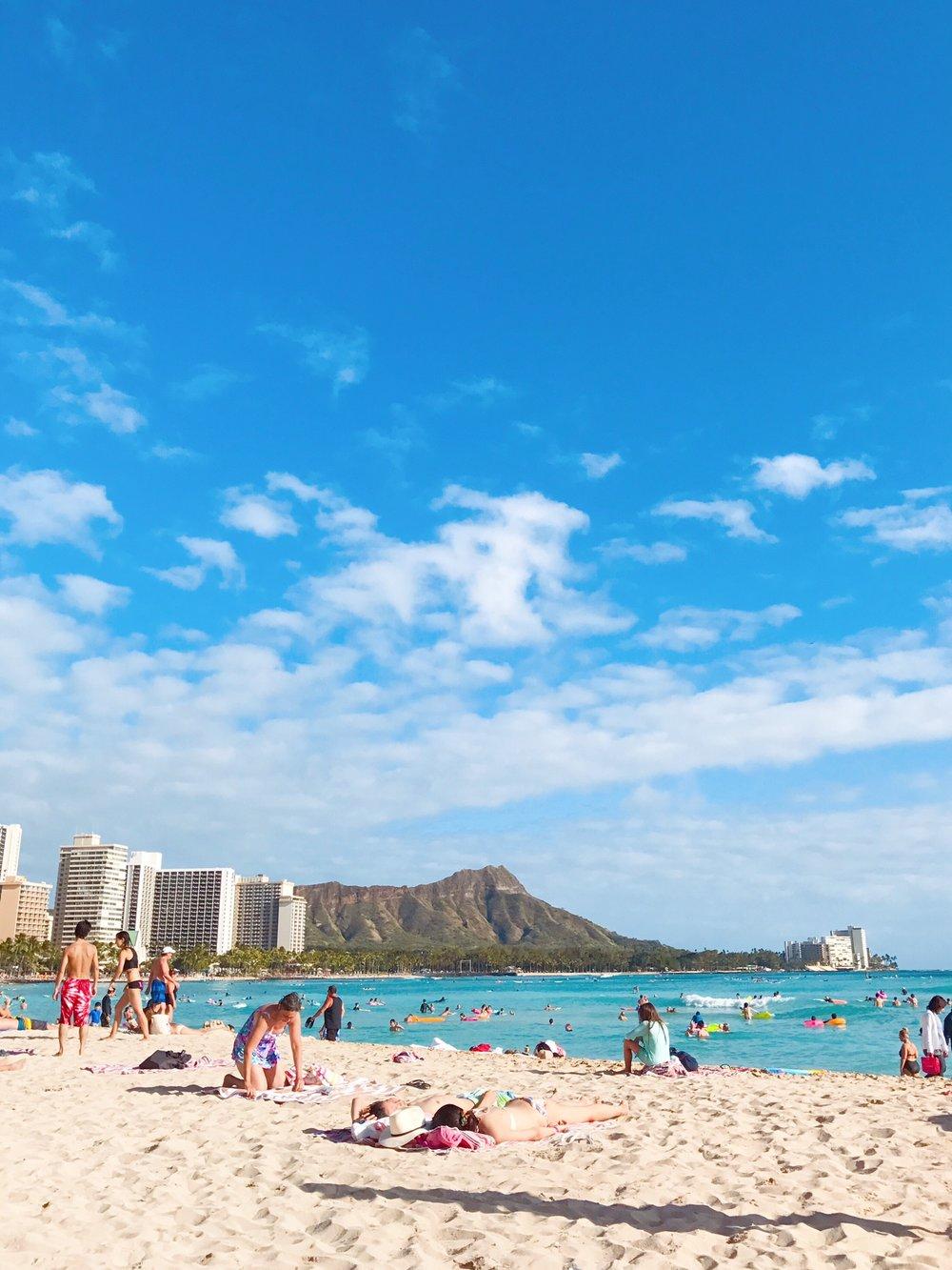 Pretty much paradise | Honolulu, HAWAII