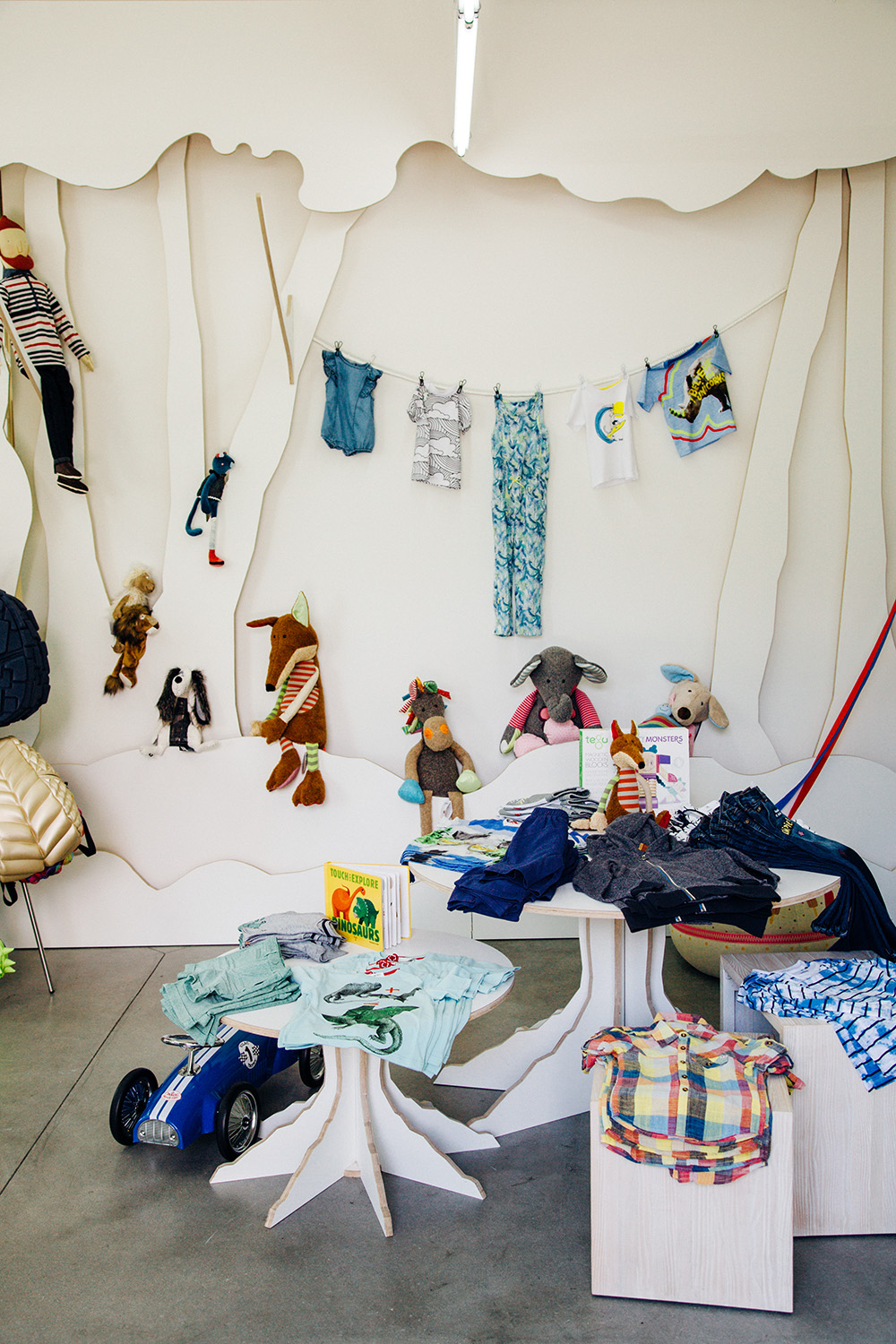 Rabbit Ladders in Culver City, California | Amy Tangerine | Photos by Ann-Marie Espinoza