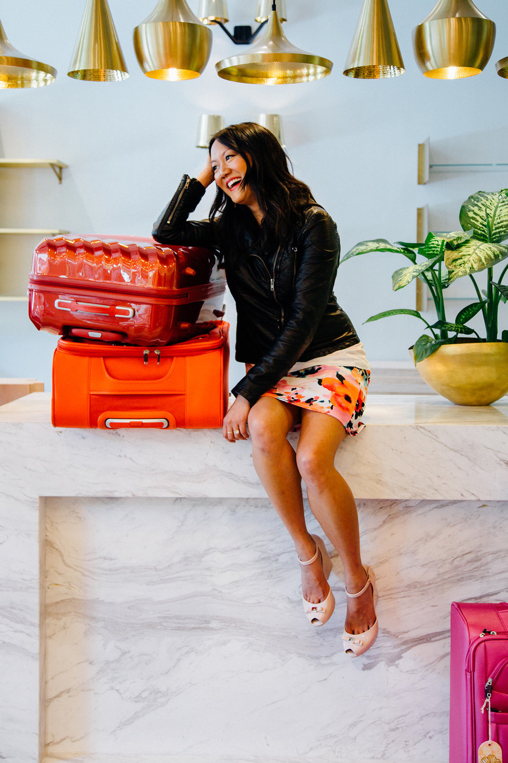 American Tourister Instameet x Amy Tangerine | Photos by Ann-Marie Espinoza
