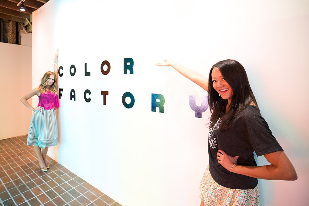 Color Factory | Amy Tangerine